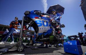 MotoGP, 2021, Sachsenring: A grelha à lupa, Alex Rins thumbnail