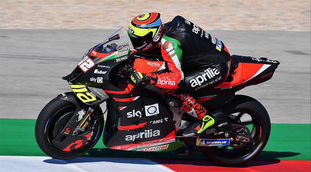 MotoGP, 2021, Catalunha: A grelha à lupa, Lorenzo Savadori thumbnail