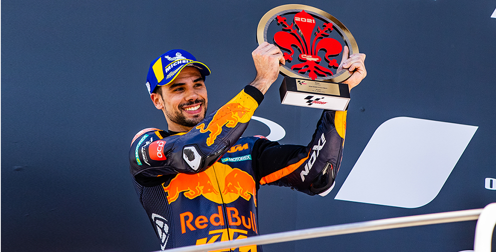 MotoGP,2021, Mugello: As KTM em Itália thumbnail