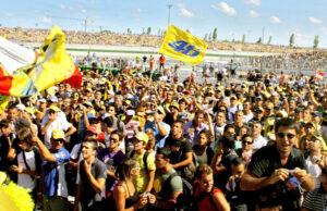 MotoGP, 2021: Misano vai admitir 23,000 fãs por dia nas bancadas thumbnail