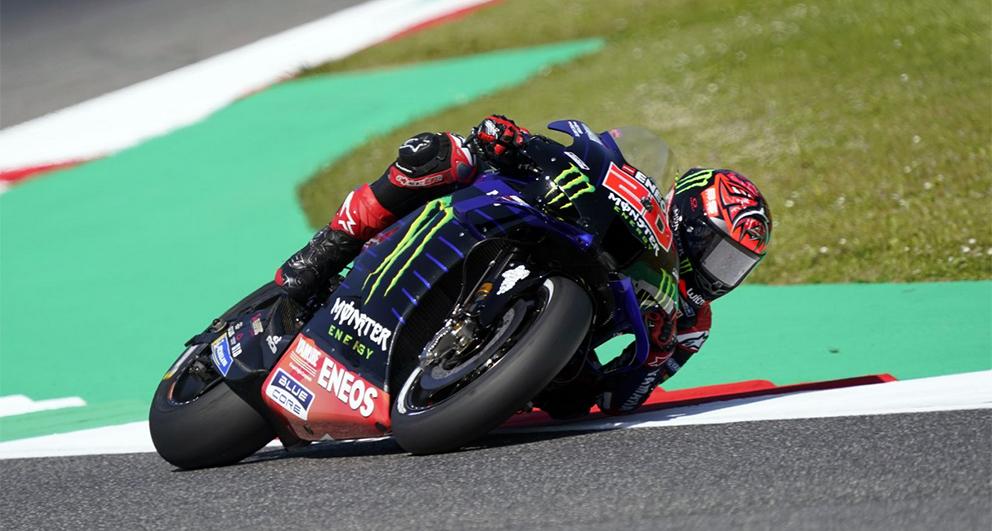 MotoGP, 2021, Mugello: As Yamaha em Itália thumbnail