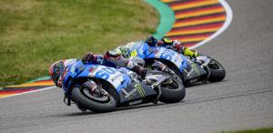 MotoGP, 2021, Áustria: Suzuki vai ter dispositivo de altura pronto na Estíria thumbnail