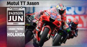 MotoGP, Holanda, Horários: A Catedral da Velocidade regressa! thumbnail