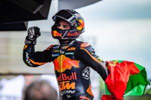 MotoGP, 2021, Retrospetiva da época: Oliveira vence no Grande Prémio da Catalunha thumbnail