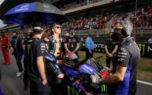 MotoGP, 2021, Sachsenring: A grelha à lupa, Fábio Quartararo thumbnail