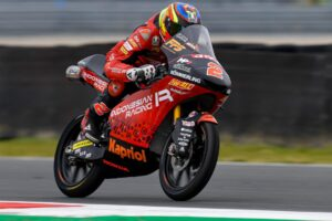 Moto3, 2021, Silverstone – Q1: Rodrigo o mais veloz, Acosta distante thumbnail