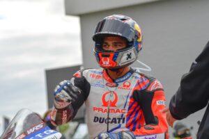 """MotoGP, 2021, Misano 2 – Jorge Martín: """"Posso ter de fazer uma cirurgia antes do GP de Portimão"""" thumbnail"""