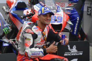 "MotoGP, 2021, Silverstone – J. Martin (4º): ""O Fabio e o Pecco riram-se do meu tempo"" thumbnail"