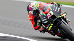 MotoGP, 2021, Silverstone – Warm up: Aleix o mais veloz com a Aprilia thumbnail