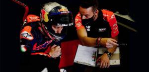 MotoGP, 2021, Estíria: Aprilia elogia ajuda de Dovizioso thumbnail