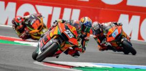 Moto2, 2021, Áustria: Gardner x Fernández, batalha campal na Estíria? thumbnail