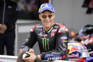 "MotoGP, 2021, Silverstone – Quartararo (3º): ""Temos potencial para lutar pela vitória"" thumbnail"