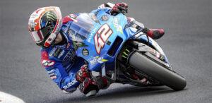 MotoGP, 2021, Teste Misano: Rins e Mir contentes com progresso da Suzuki thumbnail