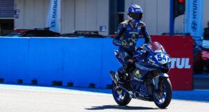SSP300, 2021, Jerez: Huertas cai, Sofuoglu ganha thumbnail