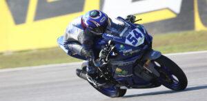 SSP300, 2021, Jerez: Sofuoglu imbatível lidera o Warm Up thumbnail