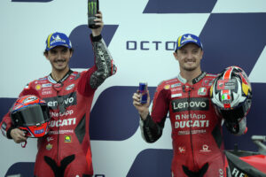 MotoGP, 2021, San Marino: Bagnaia e Miller optimistas para a corrida thumbnail
