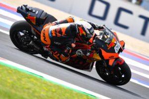 """MotoGP, 2021, San Marino – Oliveira: """"A nossa posição não reflete as nossas capacidades"""" thumbnail"""