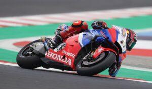 MotoGP, 2021, San Marino: Bradl entrou rapidamente no ritmo thumbnail