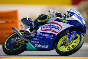 Moto3, 2021, San Marino – Warm-Up: Fenati o mais rápido thumbnail