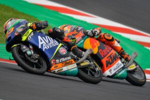 Moto3, 2021, Misano 2 – Q2: Antonelli faz a pole, Acosta feliz thumbnail