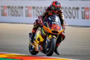 Moto2, Misano2, TL1: Augusto Fernandez fecha as contas thumbnail