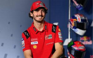 """MotoGP 2021, Texas: """"Não vou fazer uma à Aegerter"""" Francesco Bagnaia thumbnail"""