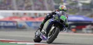 """MotoGP, 2021, Texas: """"Muito duro"""" Austin para Morbidelli thumbnail"""