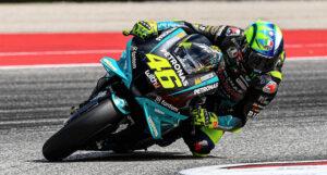 """MotoGP 2021, Texas: """"Fisicamente, um desastre!"""" Rossi thumbnail"""