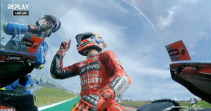 MotoGP, 2021, Texas: Miller irritado avisa Mir thumbnail
