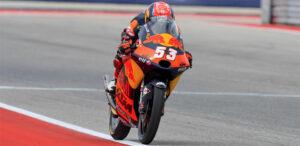 Moto3, 2021, Texas: Deniz Öncü penalizado thumbnail