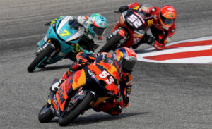 MotoGP, 2021, Texas: Pilotos discutem o acidente de Moto3 em Austin thumbnail