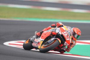 """MotoGP, 2021, Misano 2 – Marc Márquez (7º): """"Não consegui o desempenho que queria"""" thumbnail"""