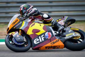 Moto2, 2021, Misano 2 – Corrida: Vence Sam Lowes, Raúl Fernandez cai thumbnail
