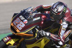 Moto2, 2021, Misano 2 – Q2: Lowes na pole, Gardner sofre… thumbnail